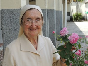 Irma Elizabeth (87 jaar) Secretaresse