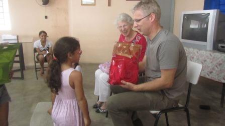 nieuwsbrief - Laurens en Grie bezoek Laurens juni 2012